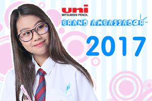 น้องนาย สาวสวย วัยใส uni Brand Ambassador 2017